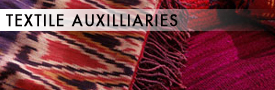 Textile Auxilliaries - Textile Finishing Chemicals, Textile Binders, Non Woven Binders
